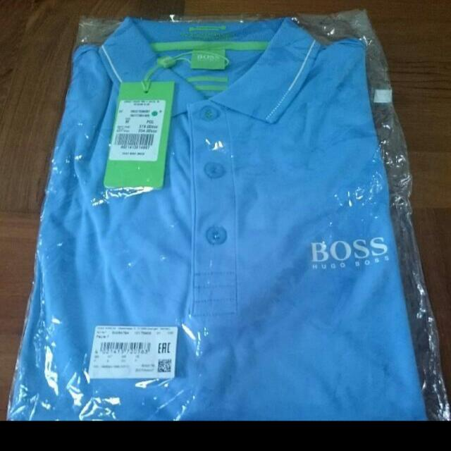 86d10e0da Authentic Brand New Hugo Boss Polo Tee With Moisture Manager And UV ...