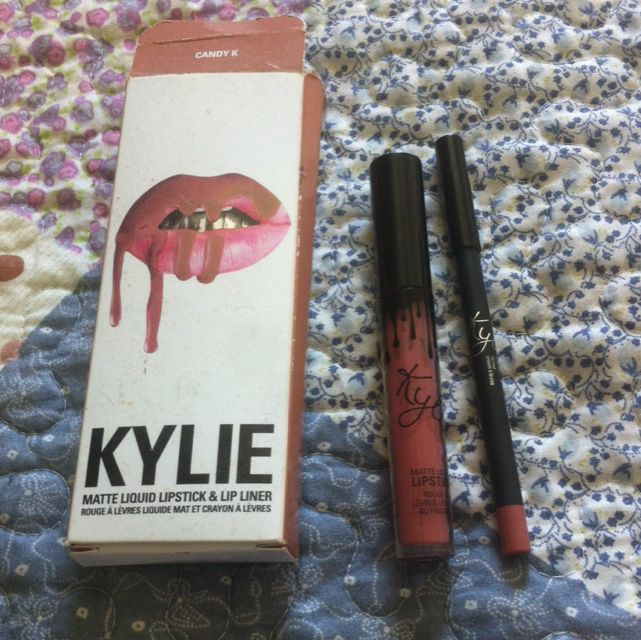 Authentic Candy K kylie Lipkit