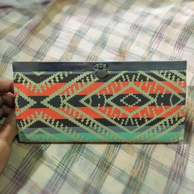 Aztec Design Wallet