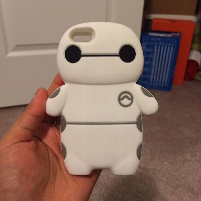 Baymax iPhone 5/5s Case