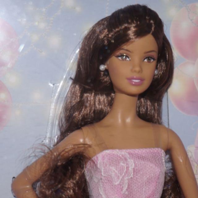 BN Barbie Latina Birthday Wishes 2015 Toys Games Bricks Figurines On Carousell