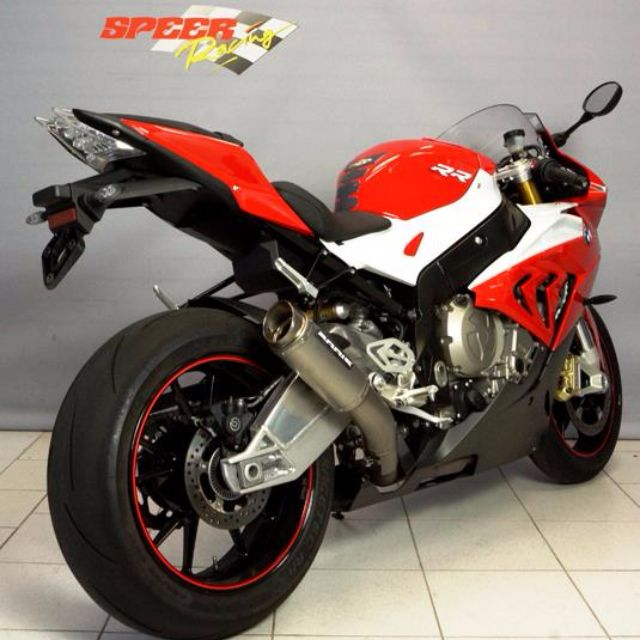 Bodis Gp Style Approve Exhaust For Bmw S1000rr 2015 2016