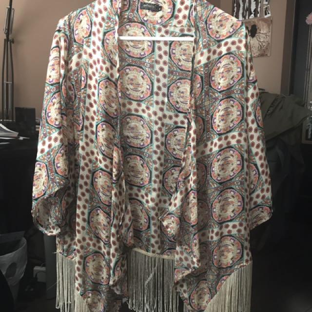 Bohemian Kimono (Small)