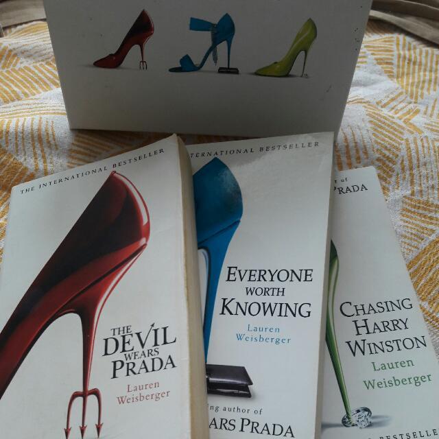 Box Set Devil Wears Prada