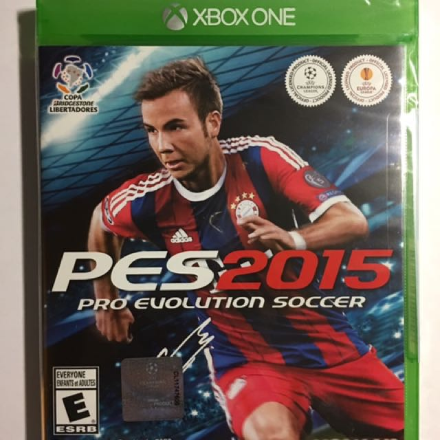 Brand New, Sealed Pro Evolution Soccer 2015 - Xbox One!