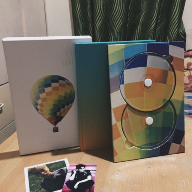 BTS YOUNG FOREVER ALBUM (Day Version)