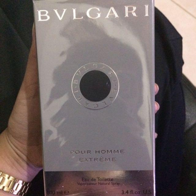 bvlgari extreem 💯original italy