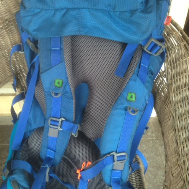 Carrier Consina Alpine 55 Litter Up to 60
