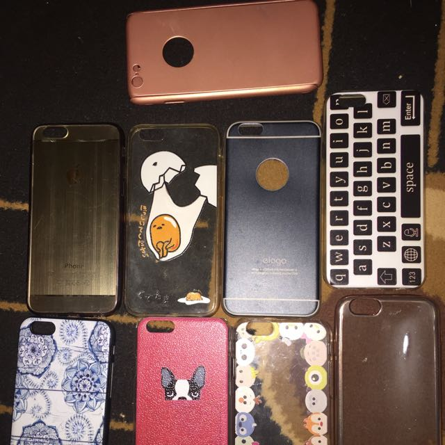 CASE IPHONE 6 TAKE ALL 60k