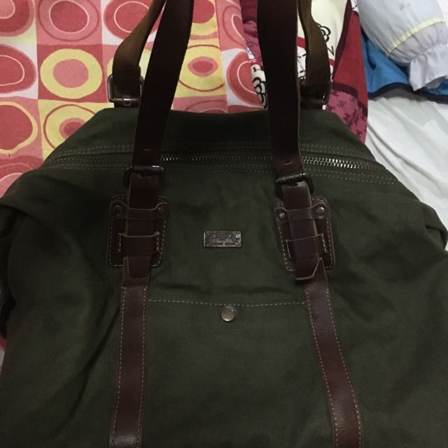 Authentic Cervo Bag Made In Italy