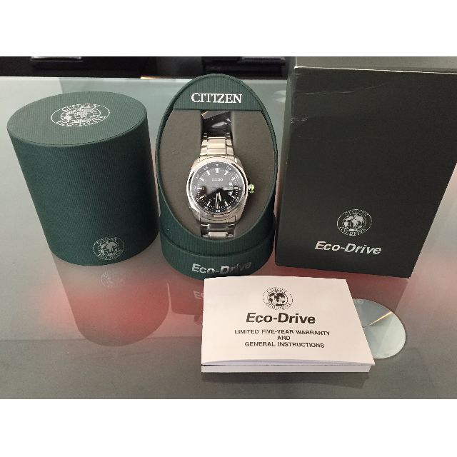 Citizen Eco-Drive AW0020-59E watch for sale $150 (New)