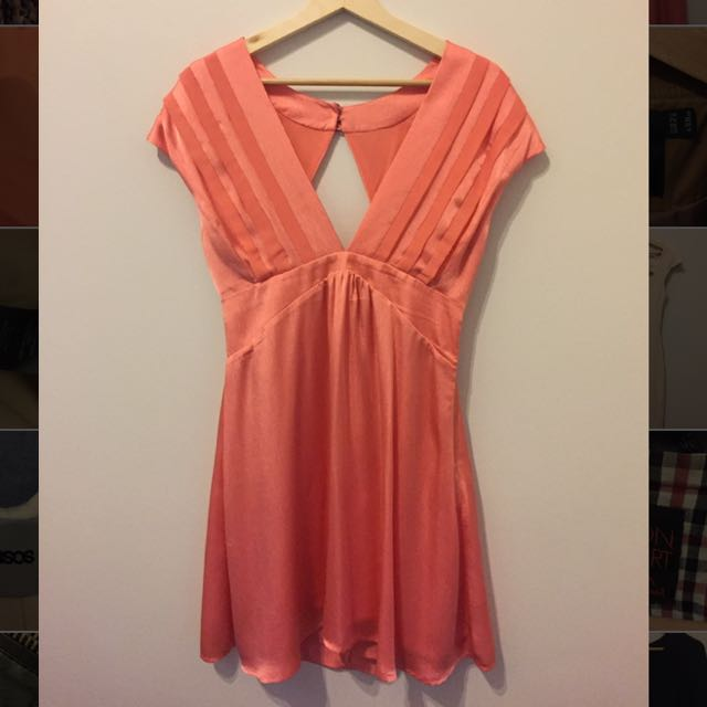 Cooper St Dress Coral Size 10