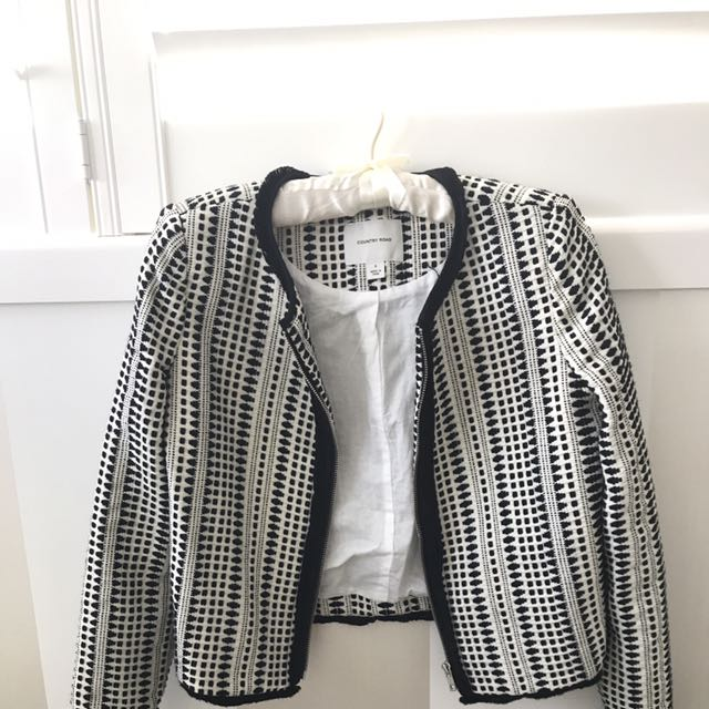 Country road Women's Jacket