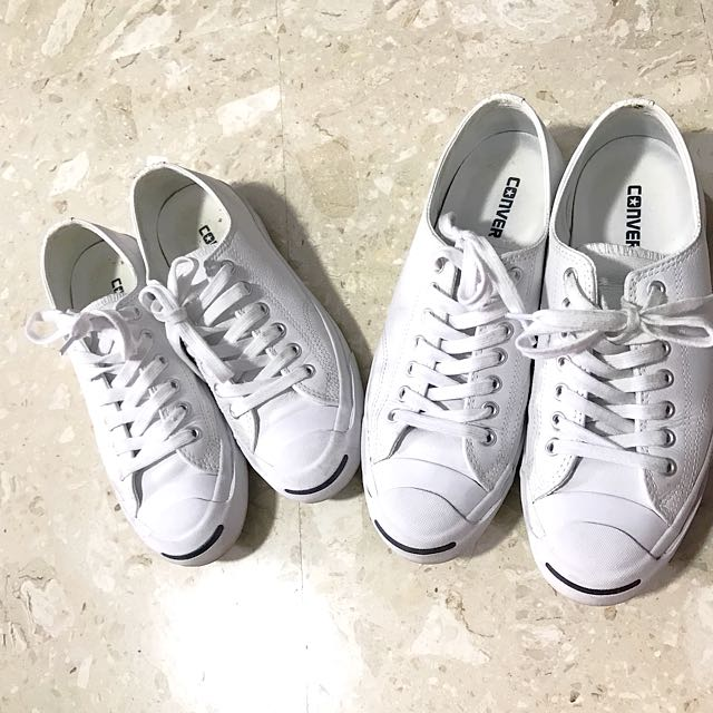Couple Shoes Converse Jack Purcell