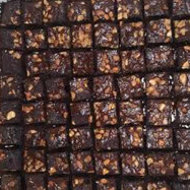 ECL Belgian Brownies with Walnuts (Must Try!)