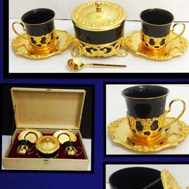 Elegant Coffee Set