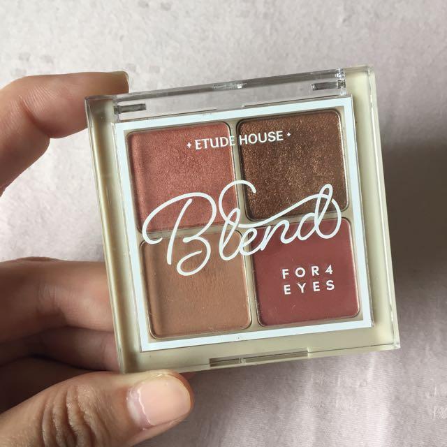 Etude House Blend For Eyes Eyeshadow