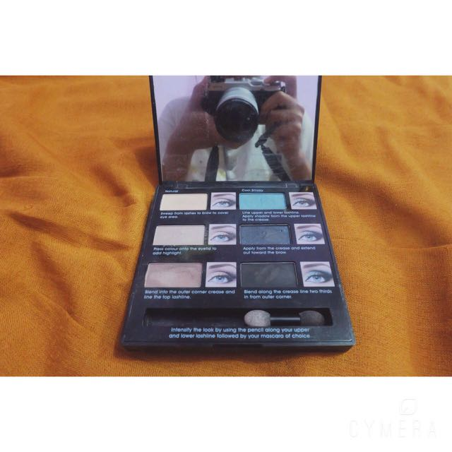 Eyeshadow Modelsprefer (Merk Ausie)