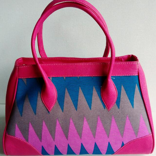 Fanta Ethnic Hand Bag