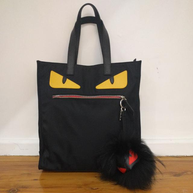 Fendi Inspired Monster Tote