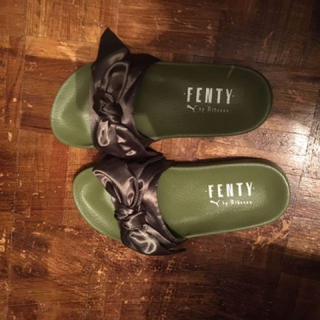 FENTY By Rihanna Slippers