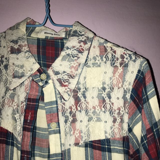 Floral Flannel