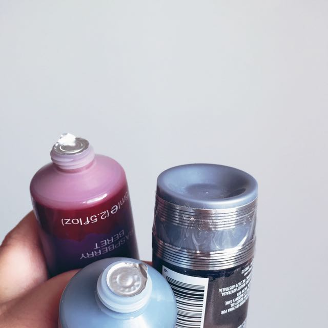 Fudge Paintbox Semi Permanent Colours