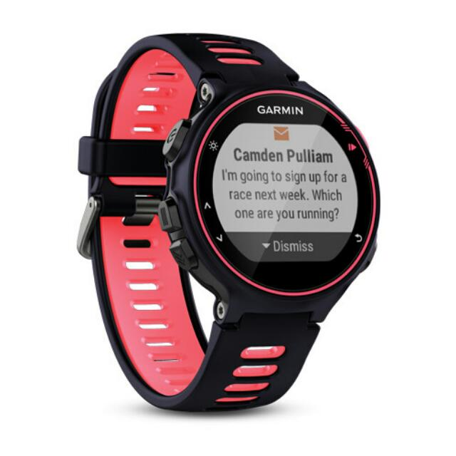 Garmin Forerunner 735XT Purple