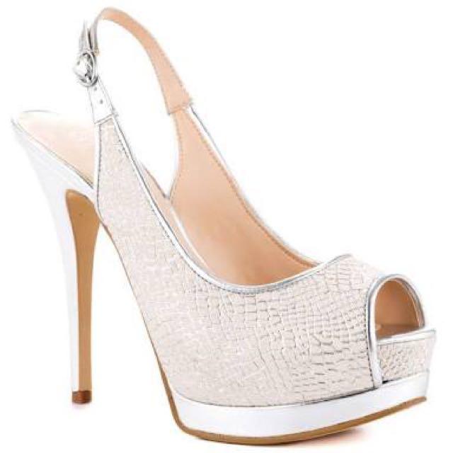 Guess Glenisa Slingback Shoe - Size 8