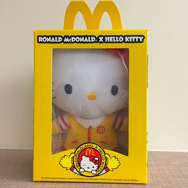 麥麥幫Hello Kitty