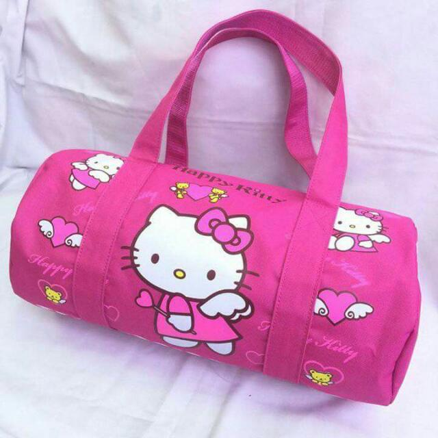 76ecb5689f58 Hello kitty gym bag