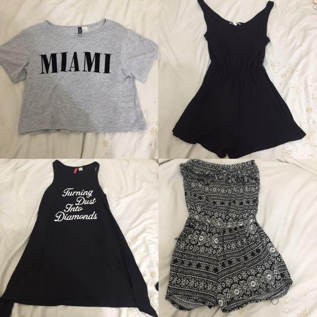 H&M衣服