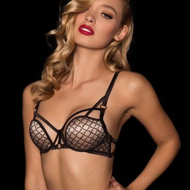 Honey Birdette Bra