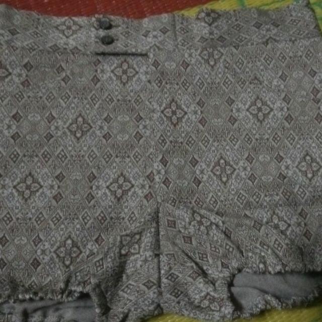 #clearancesale Hotpants Tenun Import