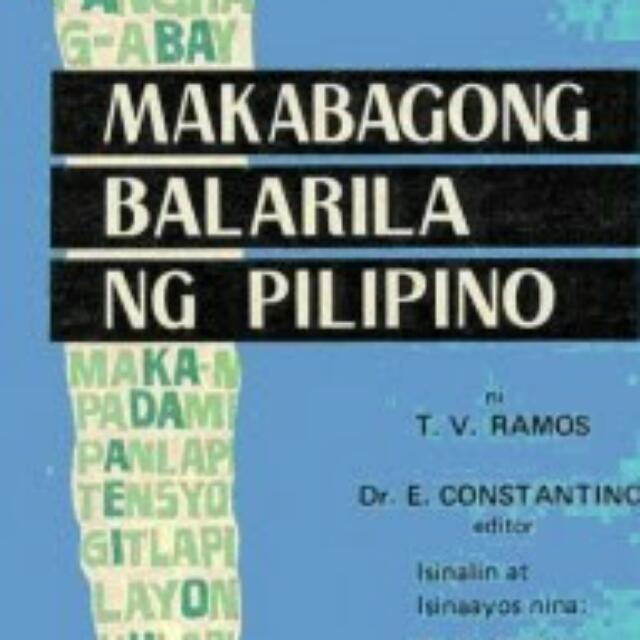 im looking for a balarilang filipino book