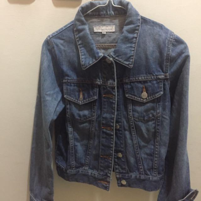 Jaket Jeans Vintage
