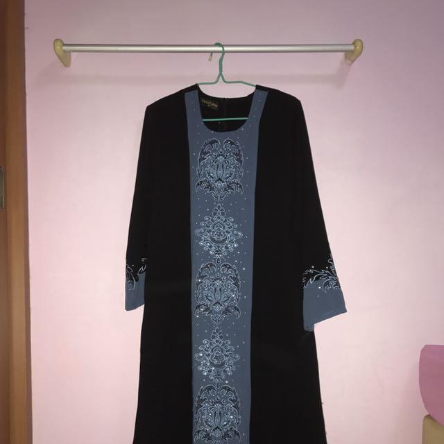 First Lady Jubah (Long dress)