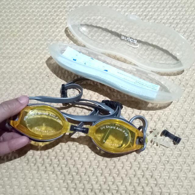 Kacamata Renang Aryca Sport