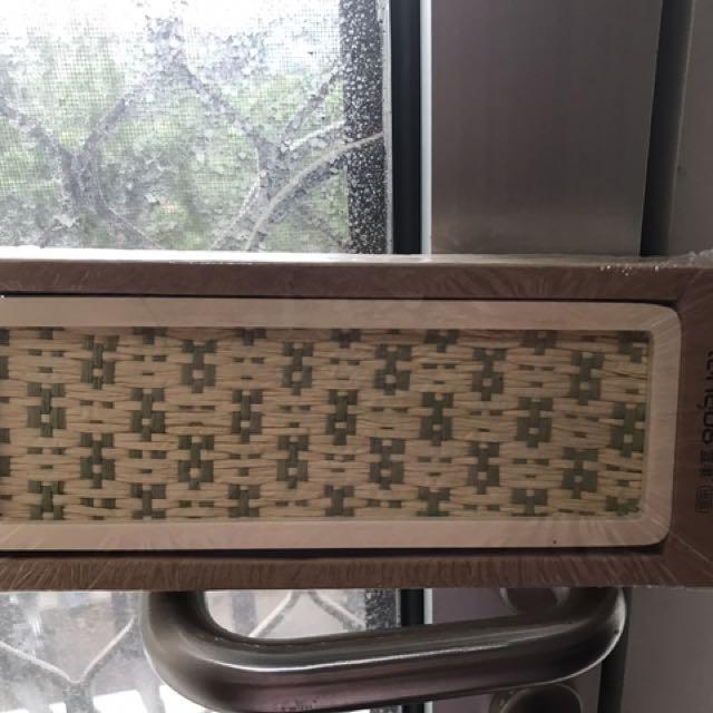 Kotak Pensil Bambu