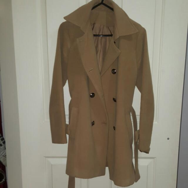 Ladies Warm Winter coat sz 8-10