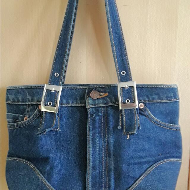 Levi's Denim Bag