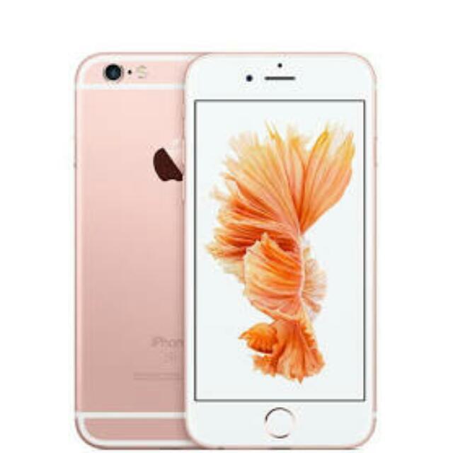 LF iPhone 6s 32 or 64GB