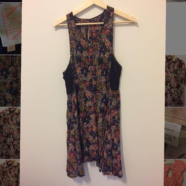 Life With Bird Dress Size 8-10