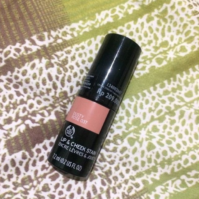 Lip & Cheek Stain By The Body Shop