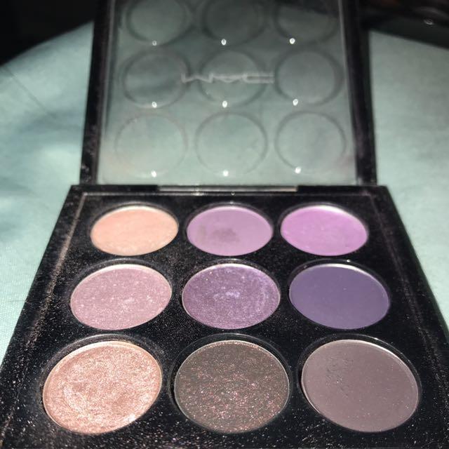 MAC 9pc Eyeshadow Palette