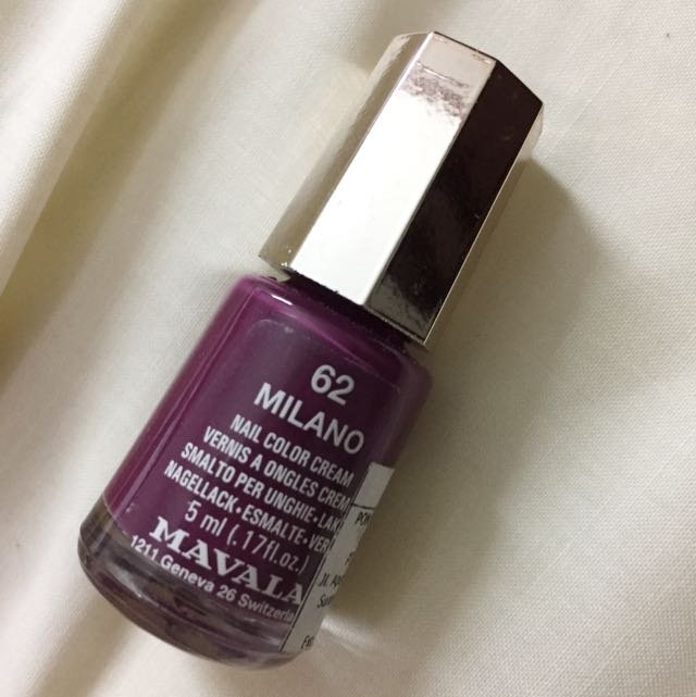 Mavala Nail Color Cream ~ Milano 62