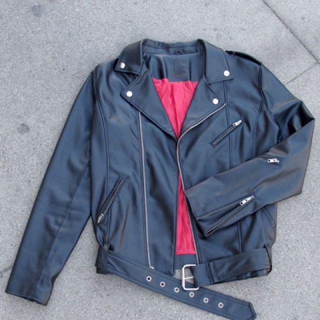 Max Payne Vegan Jacket