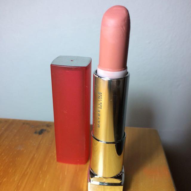 Maybelline Boldmatte Lipstick MAT7