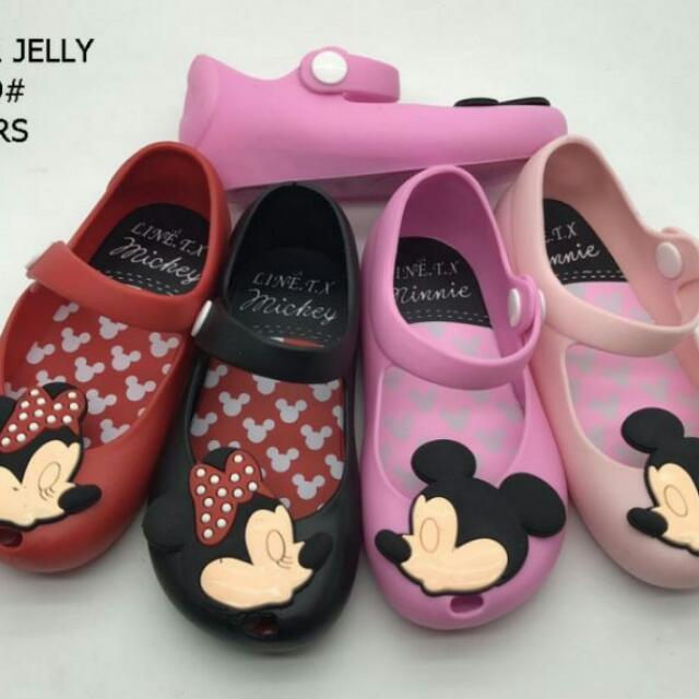Micky Jelly Shoes
