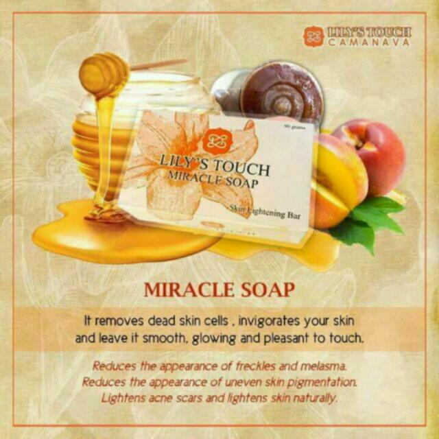PRE ORDER Miracle Soap